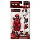 Marvel - Deadpool Limited Edition Gift Set Scalers & Earbugs NECA61478