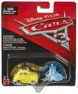Cars 3 - Die Cast - 2-Pack Ass. (DXV99) /Toys