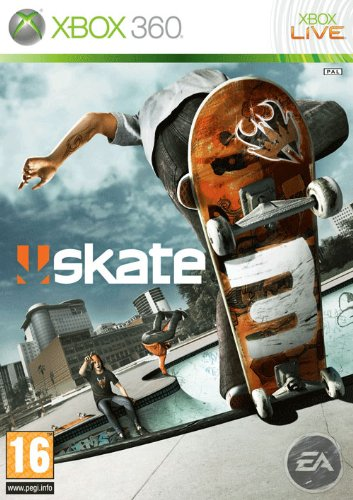 """Skate 3 live commentary career mode part 1 """"deathrace"""" xbox 360."""