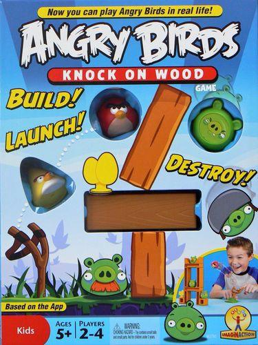 Galda spēle Angry Birds