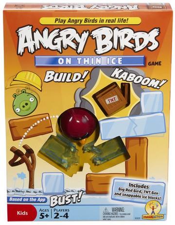 Galda spēle Angry Birds 2 -