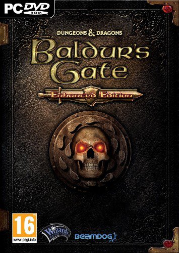 Baldur's Gate: Enhanced Edition PC DVD