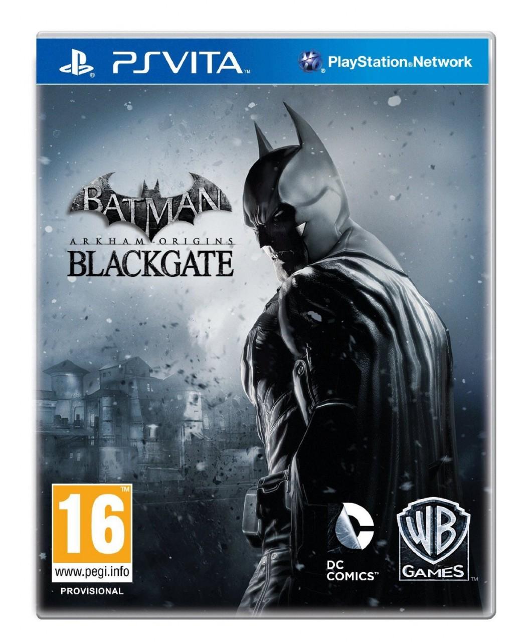 Batman: Arkham Origins Blackgate PSVita  35.99