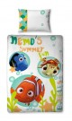 Disney - Nemo Bubbles - Single Panel Duvet - Homeware