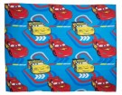 Disney Cars - Speed - Rotary Fleece Blanket - Homeware