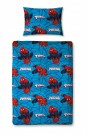 Disney Spiderman - Ultimate City - Junior Rotary Bedding Bundle - Homeware
