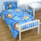 Toy Story Fractal - Junior Rotary Bedding Bundle - Homeware