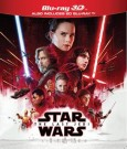 STAR WARS. THE LAST JEDI (3D+BLU-RAY-kr.ang.val./subt.)