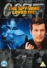 007 - The Spy Who Loved Me DVD 2925501000