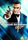 007 Bond - Diamonds Are Forever DVD 1634901088