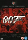 007 Bond - Dr No / Live And Let Die / Die Another Day DVD 3488001000