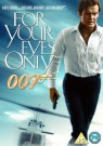 007 Bond - For Your Eyes Only DVD 1617201088