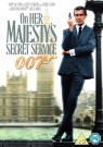 007 Bond - On Her Majestys Secret Service DVD 1620601088