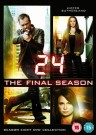 24 Season 8 - The Final Season DVD 4893501069