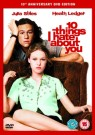 10 Things I Hate About You DVD BUA0136101
