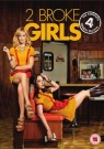 2 Broke Girls Season 4 DVD 1000565371