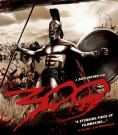 300: TERMOPILU KAUJA (DVD-krievu/angļu val./latv.sub.) 300 The Battle of Thermopylae (SINGLE DVD-RUS/LAT.SUB)/ENG