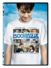 500 DAYS OF SUMMER (DVD-RUS/LAT.SUB)/ENG