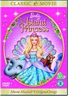 Barbie: The Island Princess DVD