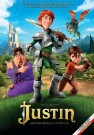 DŽASTINS UN DROSMES BRUŅINIEKI (DVD-latv.kr.val.) JUSTIN AND THE KNIGHTS OF VALOUR (DVD)