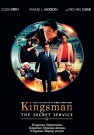 KINGSMAN: SLEPENAIS DIENESTS (DVD-kr.ang.val./latv.kr.subt.) Kingsman: The Secret Service DVD filma