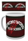 A Nightmare On Elm Street - Springwood High School Mug MG0892 krūze