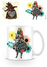Alice in Wonderland - Curiouser Mug MG24041 krūze