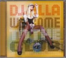 DJ ELLA | WELCOM TO THE CLUB CD