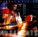FOMINS & KLEINS | MUZIKANTS CD