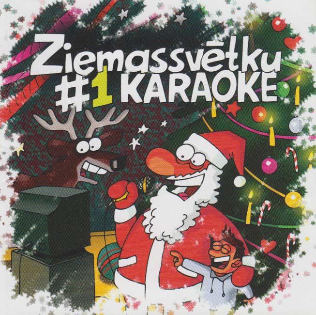 KARAOKE | ZIEMASSVĒTKU KARAOKE 1 CD