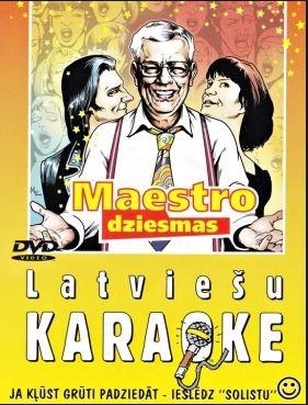 LATVIEŠU KARAOKE - MAESTRO DZIESMAS