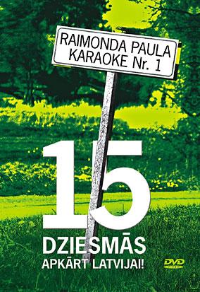 PAULS RAIMONDS - KARAOKE Nr.1