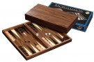 Galda spēle Philos Skeloudi, large, Backgammon, magnetic lock 1143 nardi