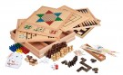 Galda spēle Philos Wooden Game Collection with over 100 games, Premium Edition 3101