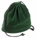 Philos Draw string bags, green 4637 šahs