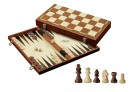 Galda spēle Philos Chess-Backgammon-Checkers-Set, field 45 mm 2510 šahs nardi dambrete