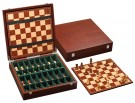 Galda spēle Philos Chess-Set, Exclusive, field 45 mm 2504 šahs