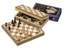 Galda spēle Philos Chess Set, field 22 mm, magnetic lock 2723 šahs