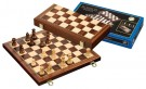 Galda spēle Philos Chess Set, field 42 mm, magnetic lock 2614 šahs