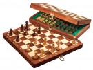 Galda spēle Philos DeLuxe Travel Chess Set, field 30 mm 2711 šahs