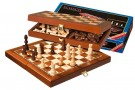 Galda spēle Philos Travel Chess Set, field 30 mm, magnetic lock 2712 šahs