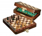 Galda spēle Philos Travel Chess Set Mini, field 12 mm, magnetic lock 2719 šahs