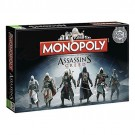 Galda spēle Monopoly Assassins Creed Edition (Assassin's Creed) 21449