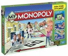 Galda spēle MY MONOPOLY (ENGLISH VERSION- LOCAL LANGUAGE INSTRUCTION INCLUDED) A8595