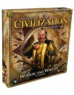 Galda spēle Sid Meier's Civilization: The Board Game - Wisdom and Warfare Expansion CI03