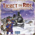 Galda spēle Ticket to Ride: Nordic Countries