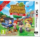 Animal Crossing: New Leaf - Welcome Amiibo + Amiibo Card Nintendo 3DS game