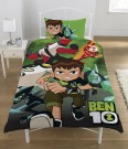Ben 10 Single Panel Duvet - gultas veļa