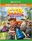 Crash Team Racing: Nitro Fueled - Nitros Oxide Edition Xbox One video spēle