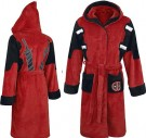 Deadpool Hooded  Robe - Adult One Size